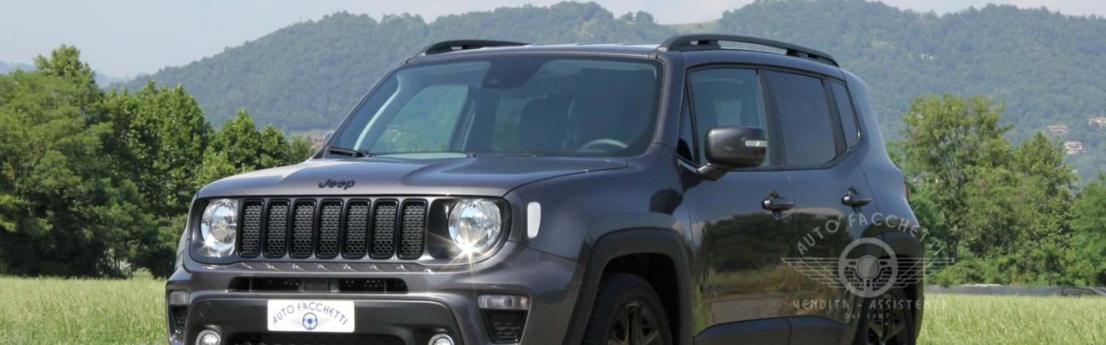 Jeep Renegade 1.0 T3 120CV NIGHT EAGLE MY19